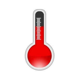 red-thermometer